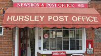 Hursley village post office