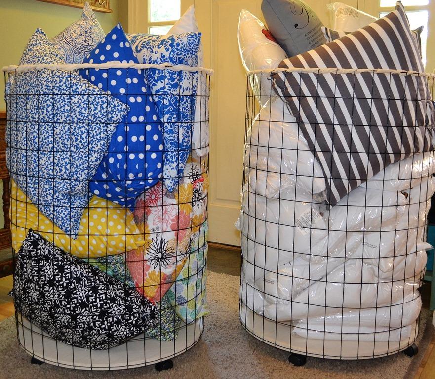 pillow storage necessity janet s house