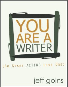 You Are A Writer cover art