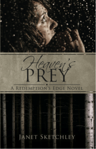 cover art: Heaven's Prey by Janet Sketchley