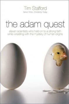The Adam Quest, by Tim Stafford