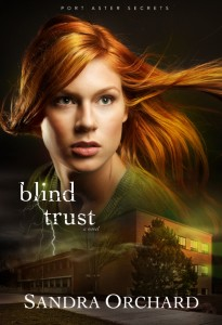 Blind Trust, by Sandra Orchard