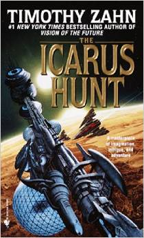 The Icarus Hunt, by Timothy Zahn
