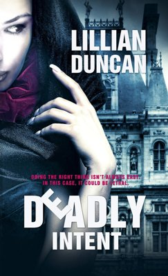Deadly Intent, by Lillian Duncan