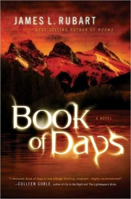 Book of Days, by James L. Rubart