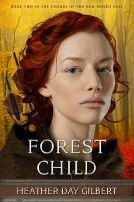 Forest Child, by Heather Day Gilbert