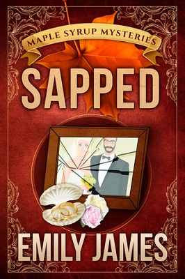 Sapped, by Emily James