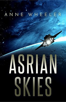 Asrian Skies, by Anne Wheeler