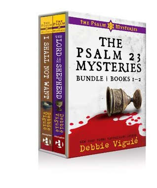 The Lord's My Shepherd and I Shall Not Want, two mysteries by Debbie Viguie | Psalm 23 Mysteries book 1 and 2 #cleanreads