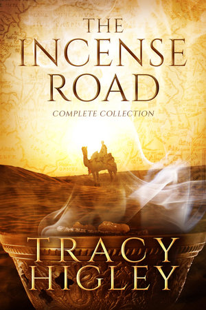 The Incense Road by Tracy Higley | Christmas fiction, historical fiction, Christian fiction