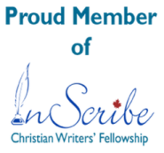 Member of InScribe Christian Writers' Fellowship
