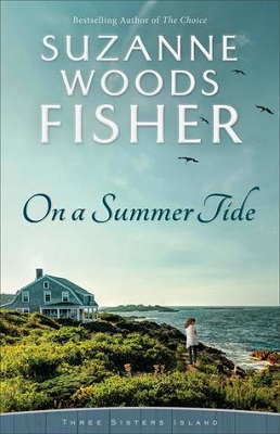 Book cover: On a Summer Tide, by Suzanne Woods Fisher