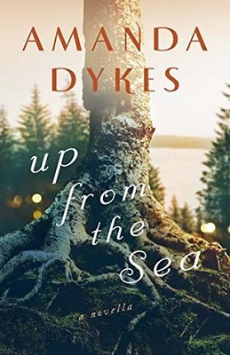 Book cover: Up From the Sea, by Amanda Dykes