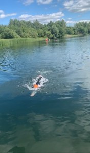 Read more about the article An Honest Account from a Team Cardy Member on their first Triathlon