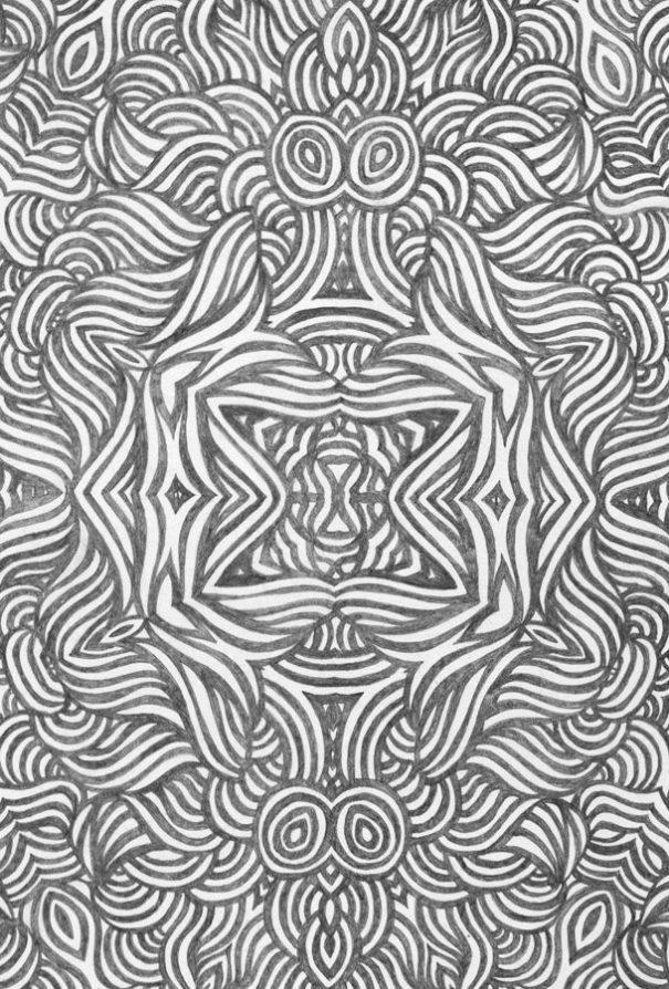 Circle Swirl (detail)