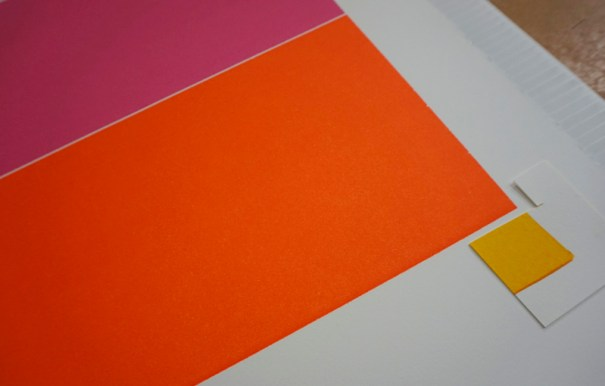 color mixing print