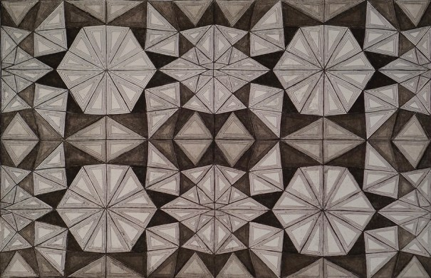 Kaleidoscope Aquatint