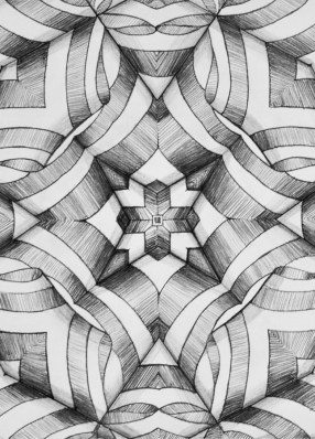 Tessellation Mirrors