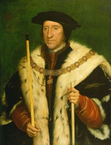 December 15, 1541 - Thomas Howard wrote an abject letter to the King in the hope of distancing himself from his niece Catherine and other unfortunate relatives. Read it on www.janetwertman.com