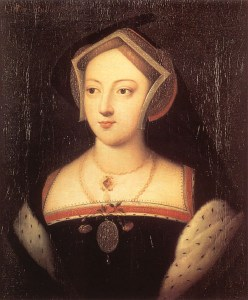 February 4, 1521 - Mary Boleyn marries William Carey. Explore some of the