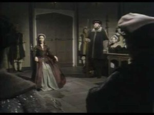 Anne Boleyn Trial (From PBS's Six Wives of Henry VIII)