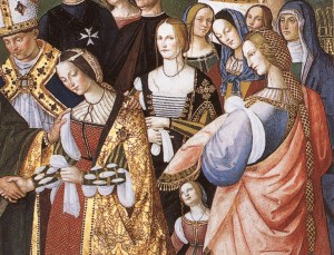 1502 Betrothal Scene
