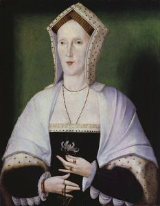 May 27, 154 1 - Margaret Pole, Countess of Salisbury was executed. One of the low points of Henry VIII's reign. Read about it (warning - not for the squeamish) on www.janetwertman.com