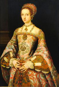 September 5, 1548 - Katherine Parr dies. Read about the tragedy on www.janetwertman.com