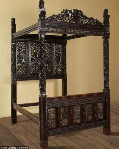 September 16, 1537 - Jane Seymour Takes to Her Chamber. Read about the protocol involved on www.janetwerwertman.com