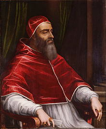 Pope Clement VII, by Sebastiano del Piombo, c. 1531