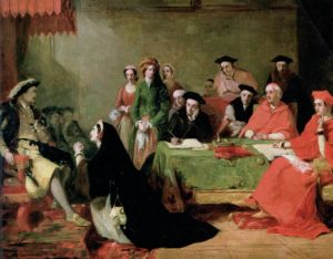 June 21, 1529 – Catherine of Aragon's Epic Speech at Blackfriars