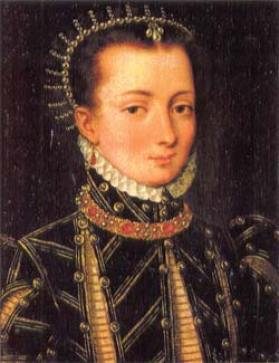 Portrait of Elizabeth Boleyn