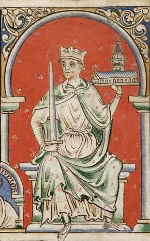 King Richard I the Lionheart