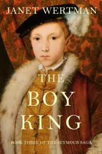 Cover of The Boy King