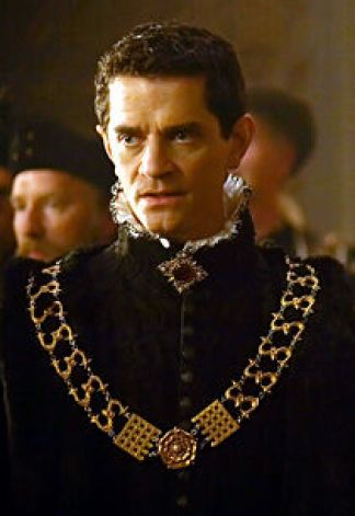Thomas Cromwell, as portrayed by James Frain in The Tudors