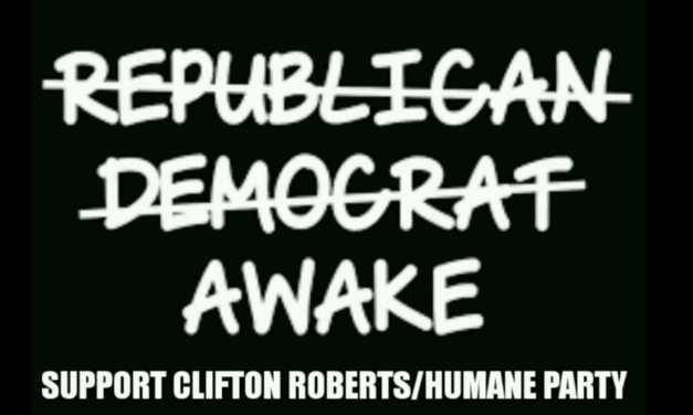 A Humane Alternative for President