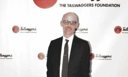 Moby Receives Waggy Award 2017
