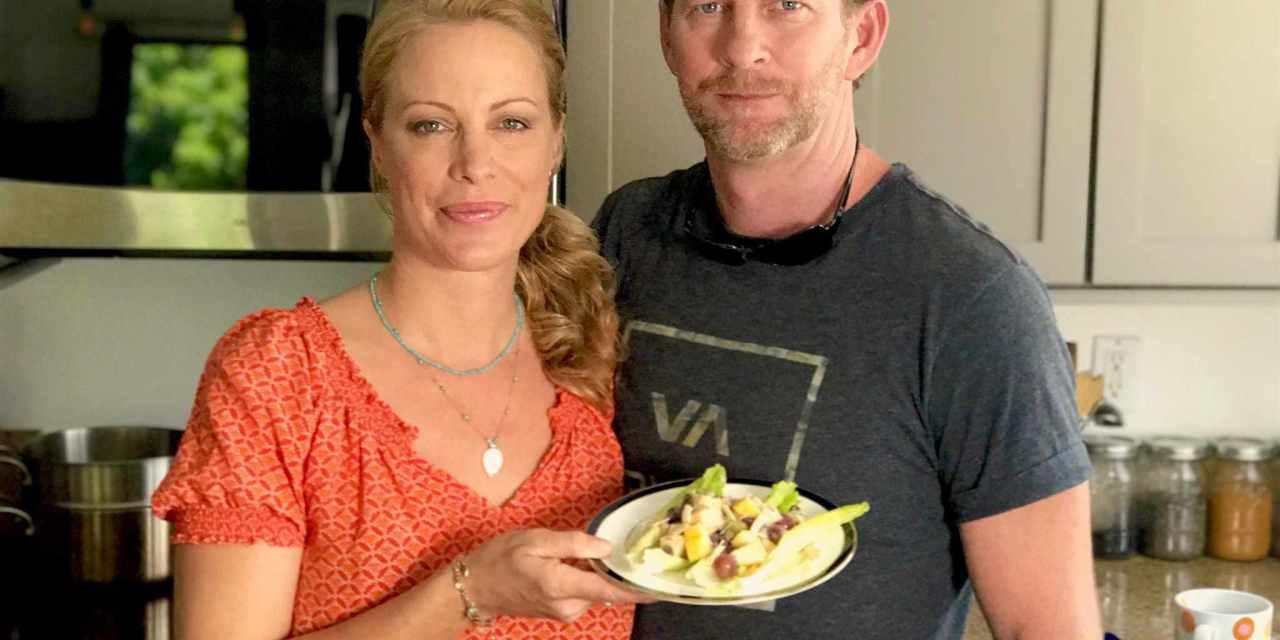 Alison Eastwood Makes Waldorf Salad!