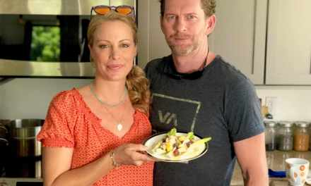 Alison Eastwood Makes Waldorf Salad!