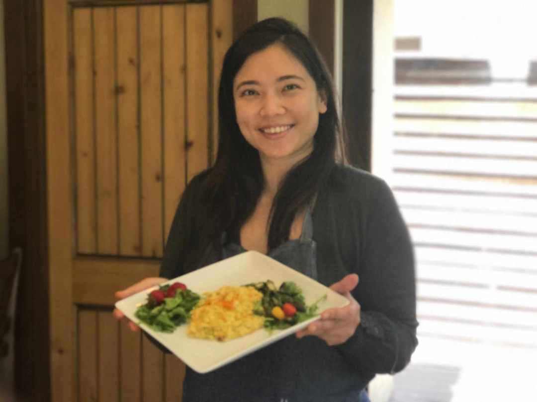 LBL Angelica Oung with Tofu Scramble 6:16:17