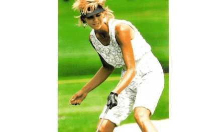 Vegan LPGA Legend Deborah Vidal (McHaffie) Cooks!