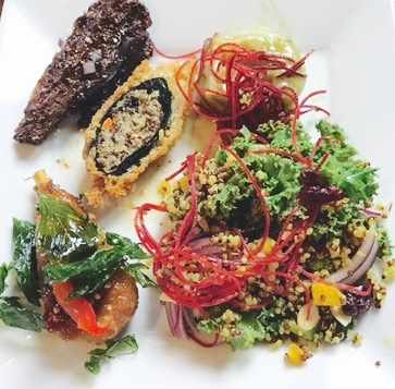 H.O.P.E. Healthy, Organic, Positive Eating