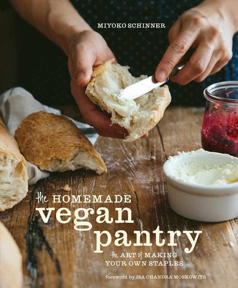 Miyoko Homemade Vegan Pantry