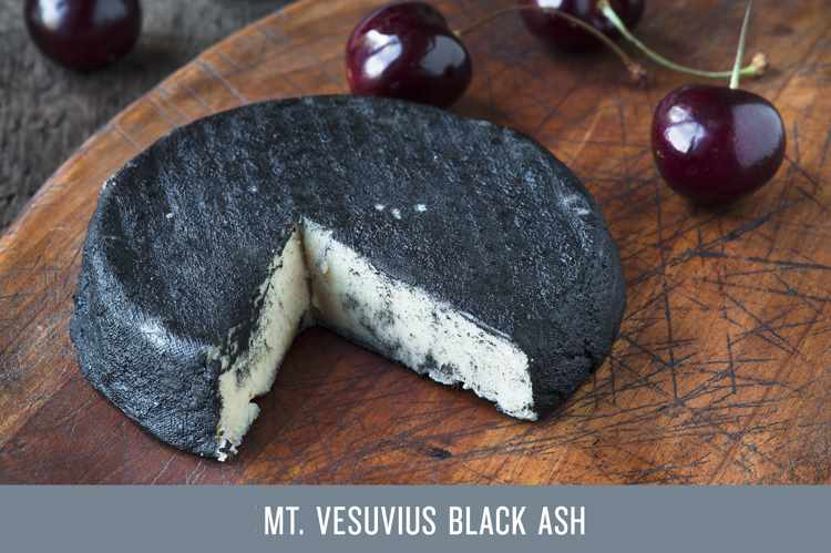 Miyoko's Mt Vesuvius Black Ash