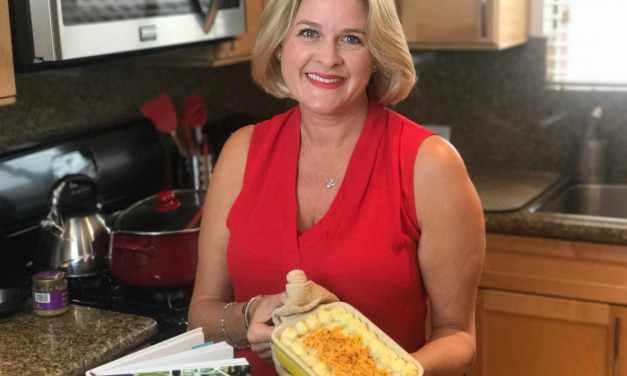 Lentil Shepherd's Pie…Vegan Style!