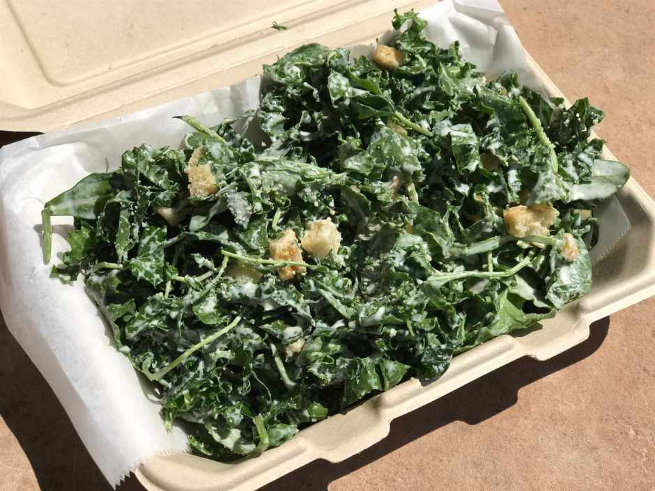 Word of Mouth Kale Caesar 9:7:17