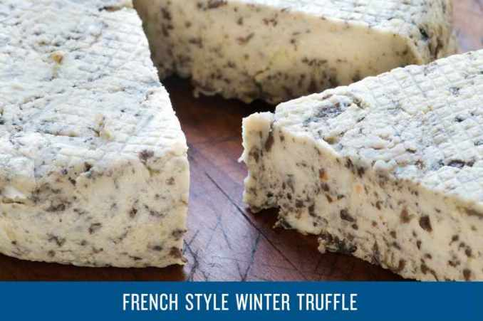 French Style Winter Truffle