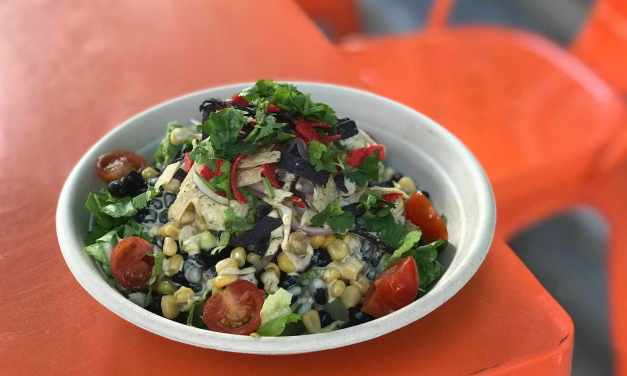 Bodhi Bowl: New Plant-Based Hot Spot!