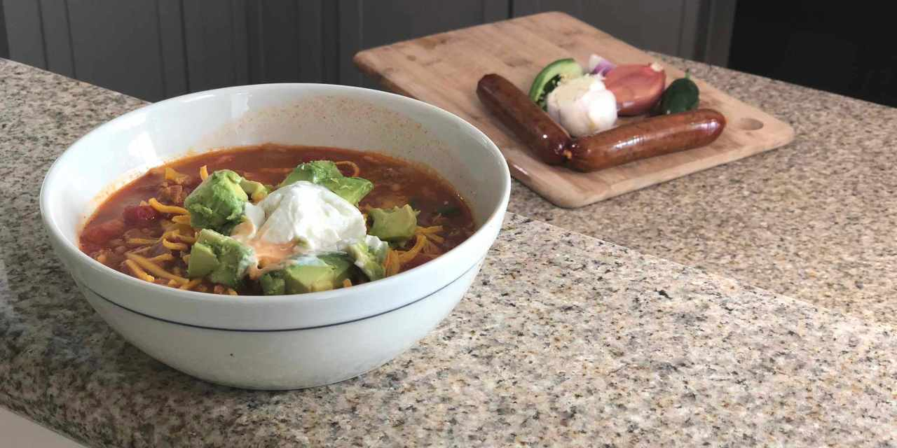 Vegan Chili Perfect for Chilly Season!
