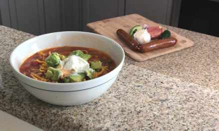 Vegan Chili Perfect for Chilly Season!